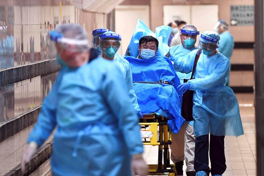 Prefeito de Wuhan na China estima outros 1.000 casos confirmados de coronavírus