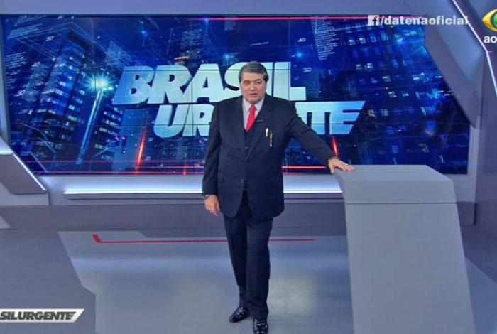 José Luiz Datena - Divulgação/Bandeirantes