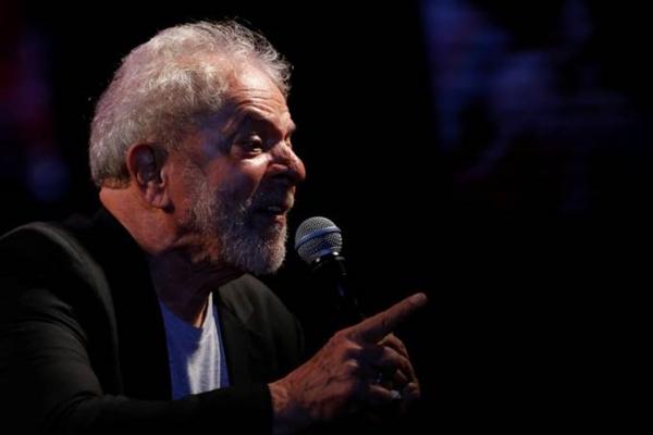 Lula: (Adriano Machado/Reuters)
